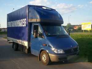 Transport drogowy towarow
