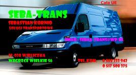 seba-trans uslugi transportowe
