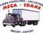 Krajowy i międzynarodowy transport drogowy. Dysponujemy naczepami samowyładowczymi, plandekami, cysternami